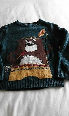Boys Jumper to fit 3-4 years old.