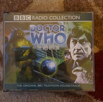 Doctor Who The Web Of Fear Soundtrack CD