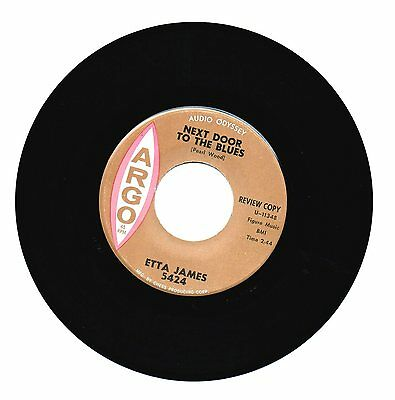 Northern Soul Motown Etta James Next Door To The Blues   Hear