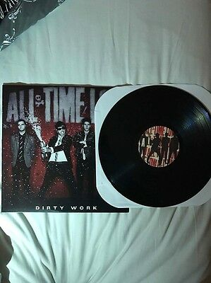 All Time Low Dirty Work Vinyl