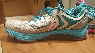 Ladies Saucony Cortana 3 running shoes size 7.5