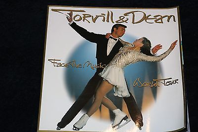 Torvill and Dean - Face The Music World Tour Brochure