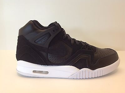 Nike Air Tech Challenge II Laser Men's Size 6-12 Black New in Box 832647 001