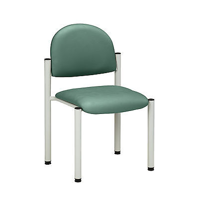 Gray Frame Chair with no arms-Palm Coast  1 ea