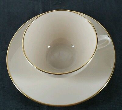 LENOX Olympia cup & saucer excellent condition