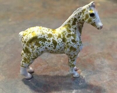 Breyer Mini Whinnie Gold Surprise Drafter