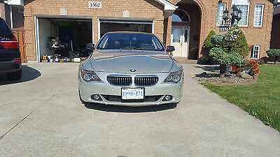 2005 BMW 6-Series Base Coupe 2-Door 2005 BMW 645Ci Base Coupe 2-Door 4.4L SMG Transmission NEW CLUTCH