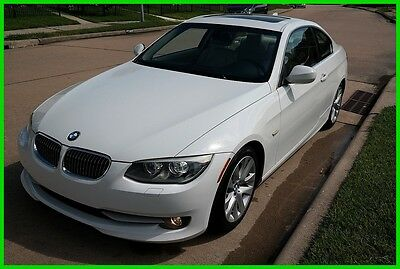 2011 BMW 3-Series 328I 2011 BMW 328I COUPE, CLEAN TITLE, RUST FREE,RED TAG SALE