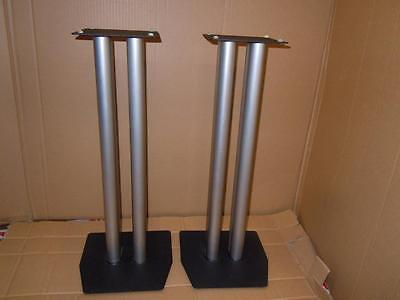 Alphason Metal Speaker Stands-59 cm-High Quality.