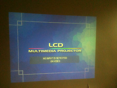 Hitachi CP-S210 MULTIMEDIA LCD Projector (working see details) #2