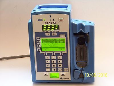 1 Alaris CareFusion SE 7130 Volumetric Infusion Pump. MAINTAINED & WORKING.