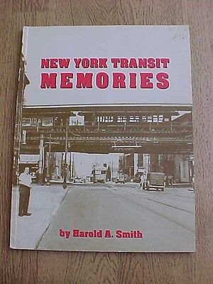 1997 NEW YORK TRANSIT MEMORIES TROLLEY  bY HAROLD A. SMITH