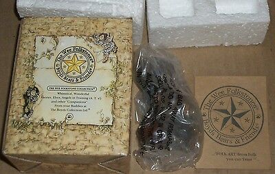 BOYD Bears WEE FOLKSTONE Collection 25809 MILIKEN VON HINDENMOOSE New COA