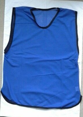 Football,netball,hockey training vests/bibs (pack of  7)