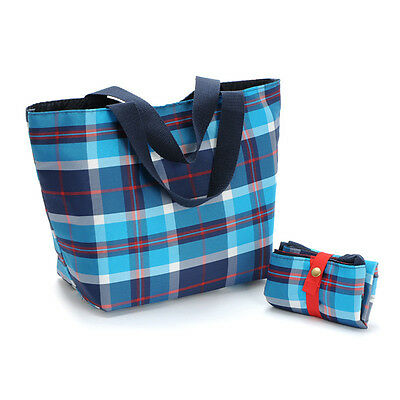 Thermal Collapsible Insulated Cooler Lunch Picnic Bag Storage Tote Waterproof UK