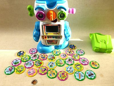 VTech Gadget the Robot with 30 Tokens