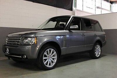 2011 Land Rover Range Rover  BEAUTIFUL 2011 RANGE ROVER SUPERCHARGED, LOADED, JUST SERVICED!!!