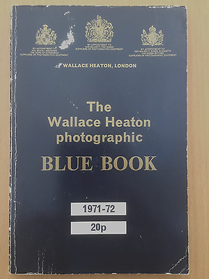 Wallace Heaton Blue Book 1971-72