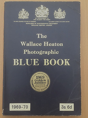 Wallace Heaton Blue Book 1969-70