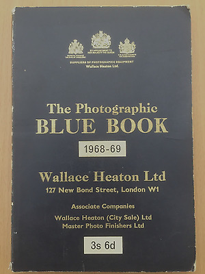 Wallace Heaton Blue Book 1968-69
