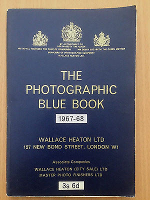 Wallace Heaton Blue Book 1967-68