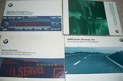 bmw z3 sevice book and manuals