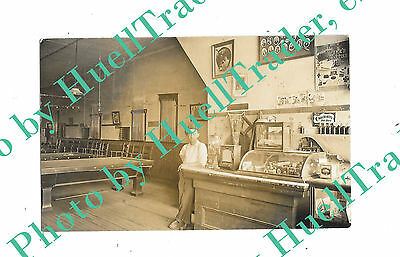 RPPC Pool Hall Cigar Counter w/Coin-Op Venders/Dispensers
