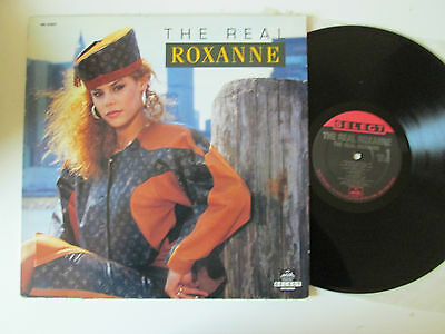 The Real Roxanne ‎– The Real Roxanne - US Select LP 1988 EX Condition