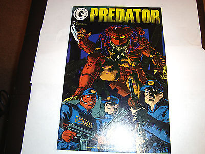 Dark Horse Predator The bloody sands of time 1-2 (C DH A 15)