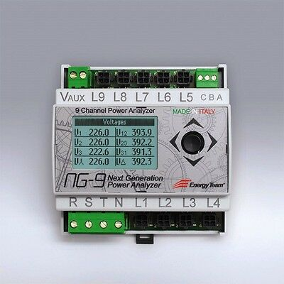 NG9 - The world's smallest power analyzer