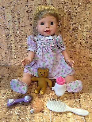 Amazing Babies Baby Doll Interactive Playmates with Accessories