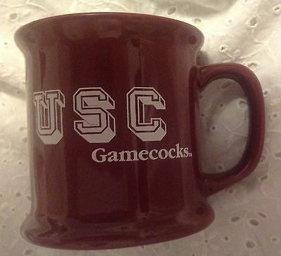 USC Gamecocks Mug Cup University South Carolina Coffee Or Hot Tea Souvenir