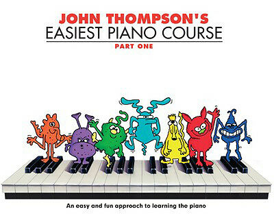 John Thompson's Easiest Piano Course - Part 1. Book Only
