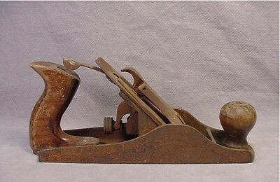 Vintage Worth Block Hand Plane 10""