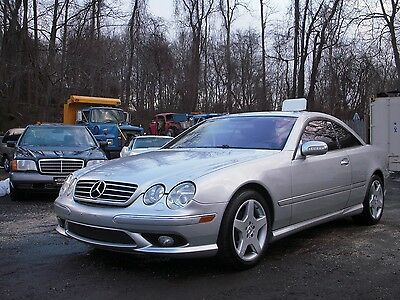 2005 Mercedes-Benz CL-Class Base Coupe 2-Door AMG Wheels Sport Package, Sharp car V8 5.0 Priced to sell!