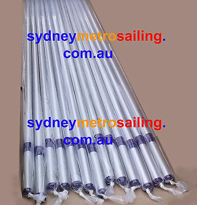 Competition mast top section for Laser sailing dingy (compatible not Laser)