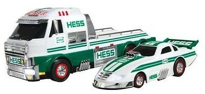 2016 Hess Toy Truck & Dragster Brand New in Unopened Box!
