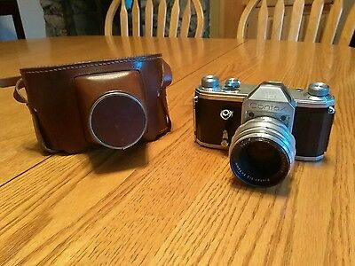 Vintage 1949 Zeiss Ikon Contax s camera