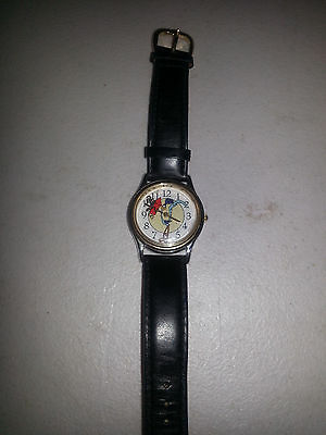 Fossil watch Wile Coyote, Road Runner Warner Bros Watch Collection