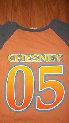 2005 Tour KENNY CHESNEY Jersey T-shirt XL Country Rock mens womens