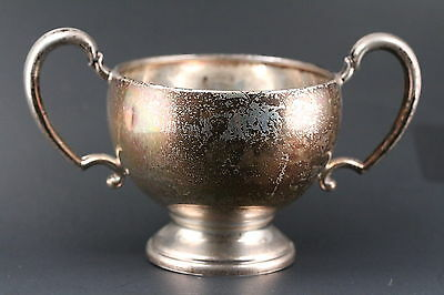 Sterling Silver Cup Or Creamer Container Stamped Sterling