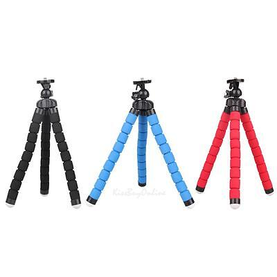 Flexible Octopus Tripod Holder Stand for digital Camera Canon Nikon DV  K1B