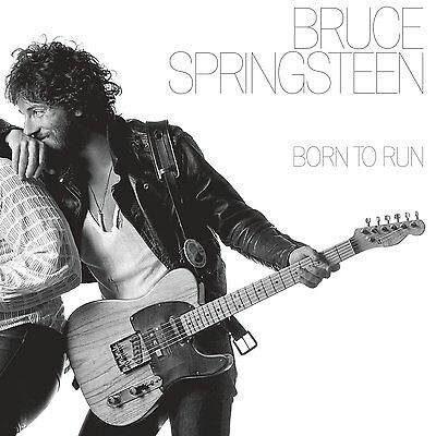 BRUCE SPRINGSTEEN Born To Run 180gm Vinyl LP 2015 Remastered NEW & SEALED