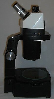 Bausch & Lomb Stereozoom 7 Microscope 1.0X - 7.0X + Stand + 2 Eyepieces