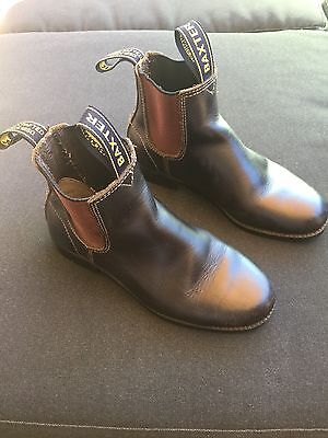 Horse Riding Boots - Baxter size 1 1/2