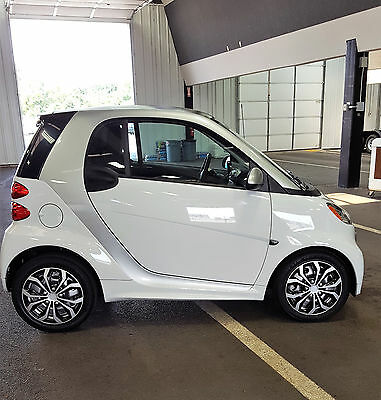 2015 Smart FORTWO PURE 2015 Smart Car ForTwo