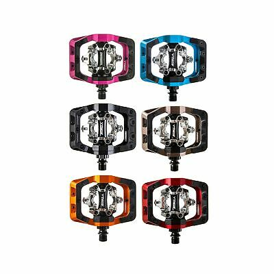 DMR V-Twin Mountain MTB Bike Cycle Clipless SPD Compatible Pedals