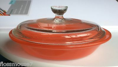 Retro Vintage Pyrex Agee Dish with Lid Made In Australia