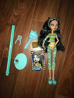 Monster High Dolls Dead Tired Cleo