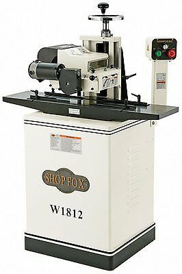 Shop Fox W1812 Planer Moulder with Stand